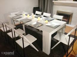 Dining Room Set Furniture Junior Giant Extending Table Set With Chairs Expand Furniture