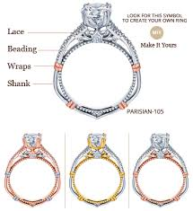 make your own engagement ring designer engagement rings and wedding rings by verragio