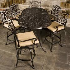 Patio Furniture St Augustine Fl by Best 25 Bar Height Patio Set Ideas On Pinterest Patio Table
