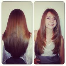 long layered hairstyle back view popular long hairstyle idea