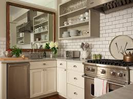 cream glazed kitchen cabinets wolf kitchen cabinets cream kitchen cabinets with subway tile