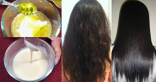 banana hair how to straighten your hair naturally with banana hair mask