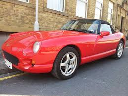 Tvr Mads Used Tvr And Used Lotus Sales Based In Bradford