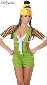 Halloween Costumes Sesame Street U0027s Sesame Street Costumes Geekologie