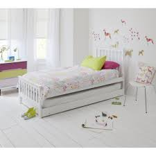 cabin beds for girls single bed with pull out sleepover bed noa u0026 nani