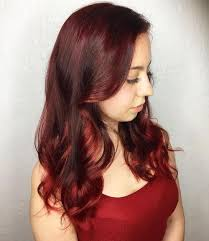 redken sharon osborn red hair color 25 best red hair color long hairstyles 2016 2017 of red brown hair
