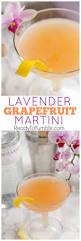 lavender martini lavender grapefruit martini ready to yumble