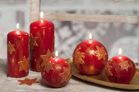 christmas tea light candle holders decorative and scented candles