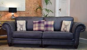 Purple And Grey Sofa Set Set Abbey Downton 4 Seater Split Sofa U0026 Accent Chair Suite Set