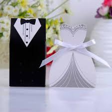 drag es mariage boîte à dragées mariage de mariés lot de 10 un jour