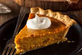 mk pie in the sky thanksgiving bake sale pumpkin pie image photo