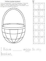 happy easter worksheet for preschool cut and paste preschool crafts