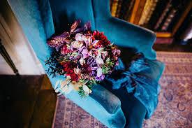 wedding flowers gloucestershire celestial wedding inspiration at elmore court indigo gold