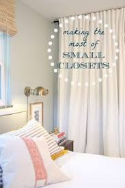 Closet Curtains Instead Of Doors 15 Cute Closet Door Options House Tweaking Curtain Hanging And
