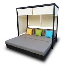 Outdoor Day Bed by Furniture Day Bed With Canopy Outdoor Daybed With Canopy