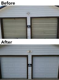 before and after overhead door company of four corners