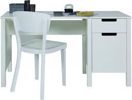 L Schreibtisch Lef Collections Schreibtisch U0027jade U0027 Aus Kiefer Weiß 75x140x60cm