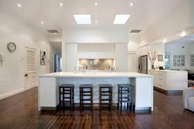 island kitchen bench galley kitchen with island bench modern galley kitchen design