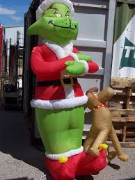 inflatable grinch christmas decorations u2013 decoration image idea