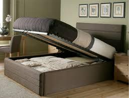 schlafzimmer bett bett mit stauraum eine funktionelle alternative wie ordnung