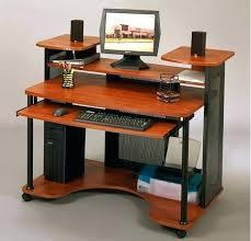 Compact Computer Desk Compact Computer Desk Computer Desk On Wheels Compact Compact