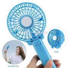 handheld fan foldable fans battery operated rechargeable handheld mini fan