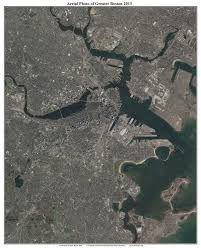 Map Of Greater Boston Area 2013 aerial maps of boston massachusetts