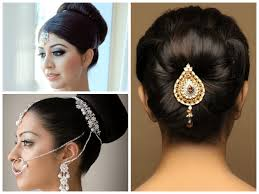 simple bridal hairstyle 27 beautiful dulhan hairstyles you must try for your wedding