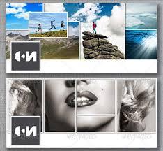 35 photo collage templates u2013 free psd vector eps ai indesign