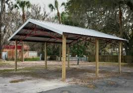 sheds carports and pole barns in north florida