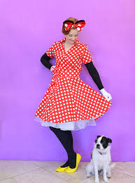 minnie mouse costume diy minnie mouse costume for adults a bigger