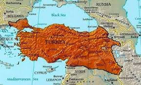 New Ottoman Empire Turkey S New Maps Are Reclaiming The Ottoman Empire Foreign Policy