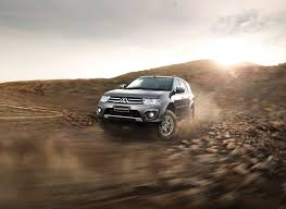 mitsubishi outlander sport off road test drive the new mitsubishi pajero sport 2014 pattaya today