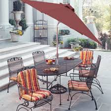 Wrought Iron Patio Chair Cushions Wrought Iron Sets Patio By Vera Dogwood Jpg