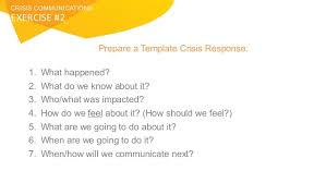 crisis communication plan template blog how to manage your brand