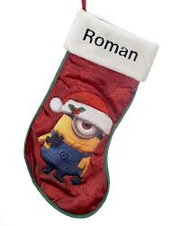 personalized christmas despicable me one eye minion personalized christmas chri