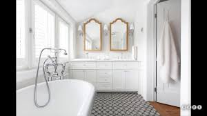 white and gold bathroom ideas youtube