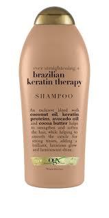 amazon com ogx conditioner ever straight brazilian keratin
