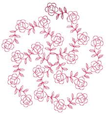 free redwork patterns to download free designs embroidery and