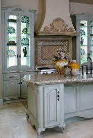 Kitchen Island With Black Granite Top Best 25 Country Kitchens With Islands Ideas On Pinterest French
