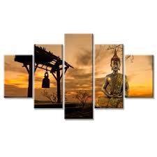 Cheap Framed Wall Art by Online Get Cheap Buddha Wall Art Aliexpress Com Alibaba Group