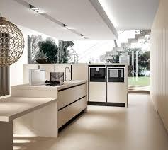 cuisine blanc cassé 73 idées de cuisine moderne avec îlot bar ou table à manger idée