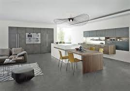 cuisine bois et gris cuisine equipee gris anthracite 1 cuisine design en bois et