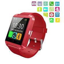 u8 1 bluetooth smart watch phone mate camera for android ios