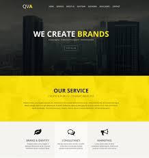 qva one page parallax responsive multi purpose html template