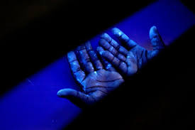black light and germs teach a glo germ lesson for improved hand washing in your classroom