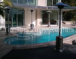rent patio heaters patio heater rental los angeles home outdoor decoration