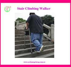 portable stair climbing walking aid stair and slope climbing