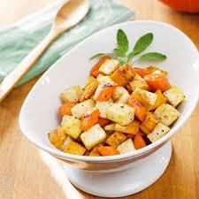 easy roasted root vegetables gluten free paleo recipe