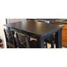 ikea stornas bar height dining table aptdeco
